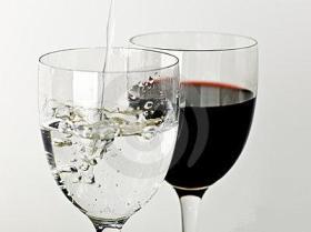 vynas vanduo